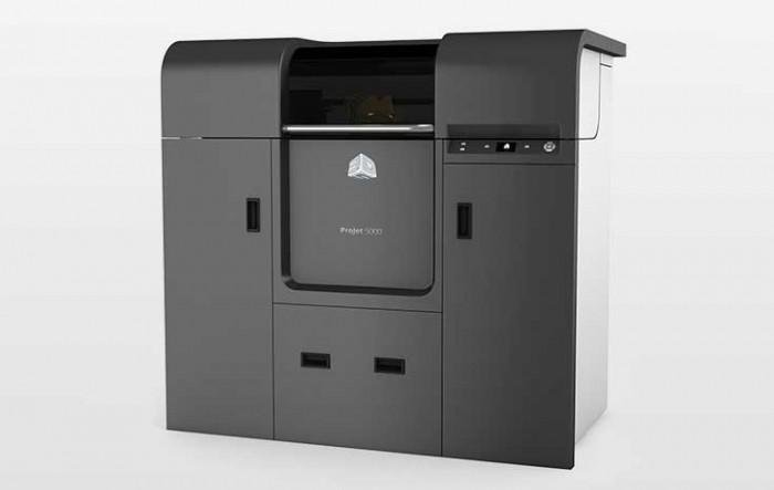 impresora 3D 5000