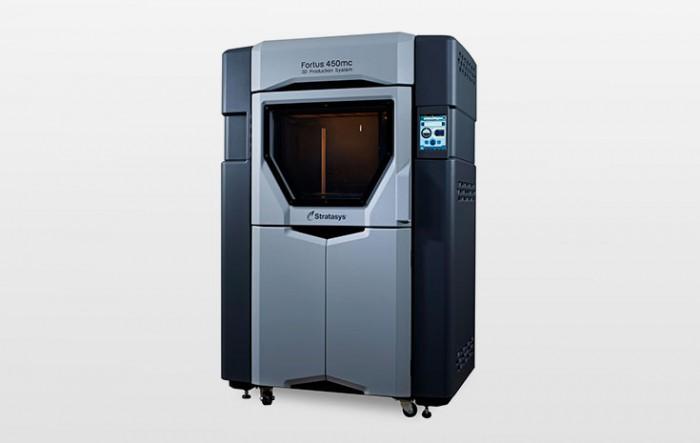 Impresora 3D Fortus 380 450