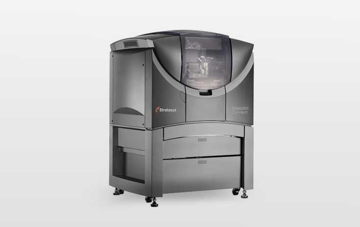 impresora 3d Objet 260 comnex