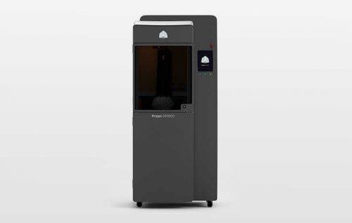 impresora 3D Projet 6000