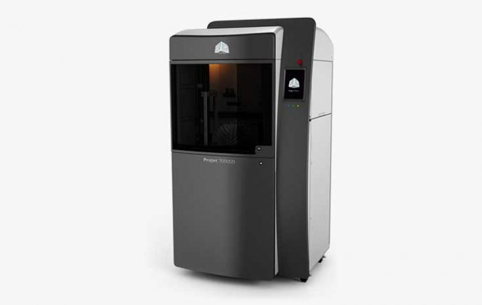 impresora 3d 7000